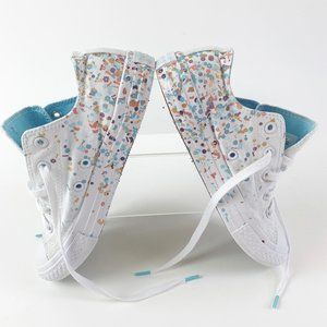 Converse All Stars Birthday Confetti Low Tops 6